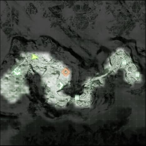 Map: Snowblind M-COM / Satellite Uplink 01.