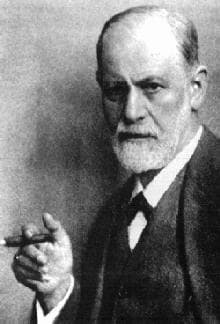 Freud. Image from Wikipedia