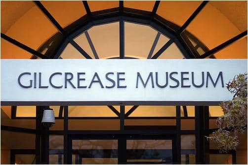Tulsa Attractions:  The Gilcrease Museum of Art