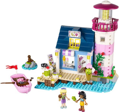 Heartlake Lighthouse (41094)  Released 2015.  473 pieces.