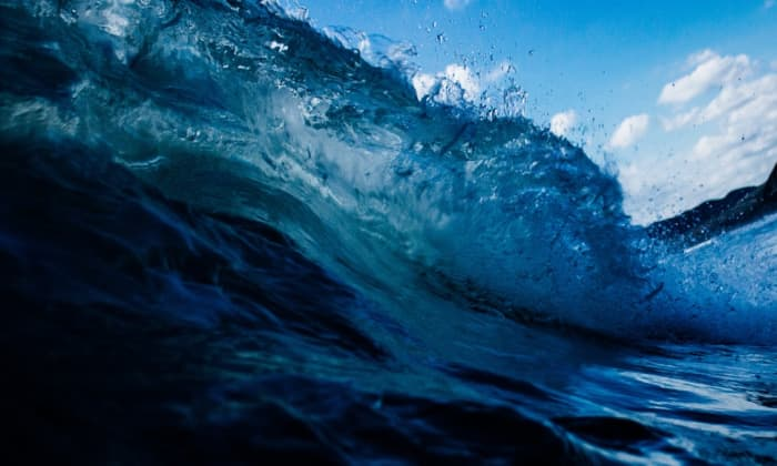 Thalassophobia is fear of the ocean