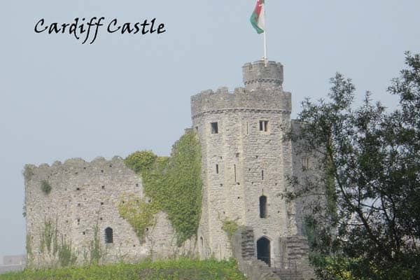 Cardiff Castle, South Wales