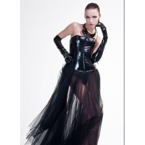 Cinch Corset with Long skirt