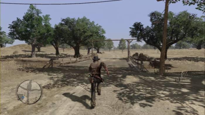 Red Dead Redemption Gameplay