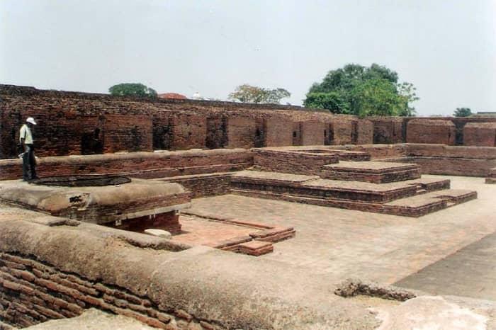 Monastery of Nalanda university