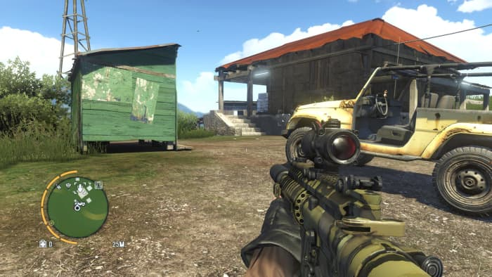 Archaeology 101 - Gameplay 01: Far Cry 3 Relic 55, Shark 25.