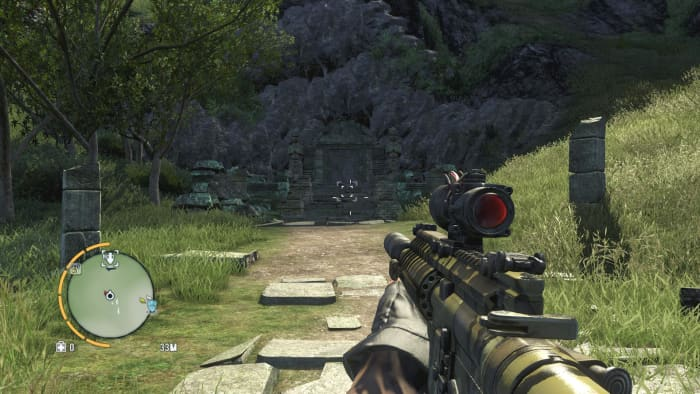 Archaeology 101 - Gameplay 01: Far Cry 3 Relic 84, Boar 24.