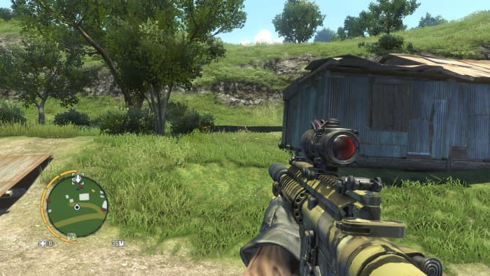 Archaeology 101 - Gameplay 01: Far Cry 3 Relic 74, Boar 14.