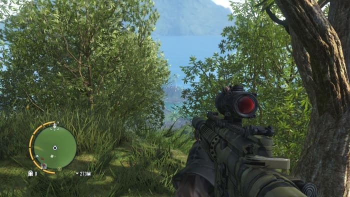 Archaeology 101 - Gameplay 01: Far Cry 3 Relic 115, Heron 25.