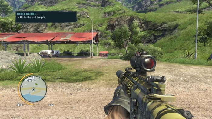 Archaeology 101 - Gameplay 01: Far Cry 3 Relic 14, Spider 14.