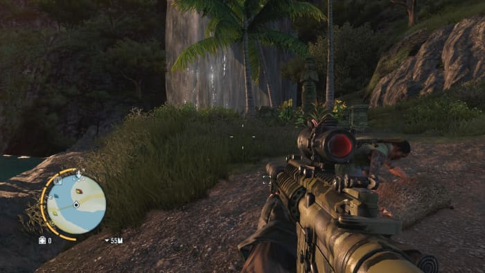 Archaeology 101 - Gameplay 01: Far Cry 3 Relic 59, Shark 29.