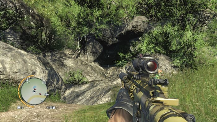 Archaeology 101 - Gameplay 01: Far Cry 3 Relic 44, Shark 14.