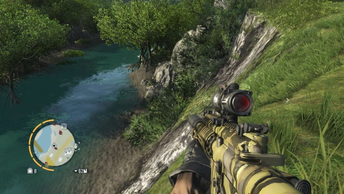Archaeology 101 - Gameplay 01: Far Cry 3 Relic 15, Spider 15.