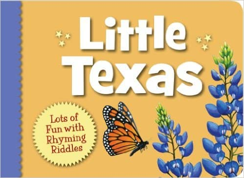 Little Texas (Little State) Board book by Carol Crane - Book images are from amazon.com.