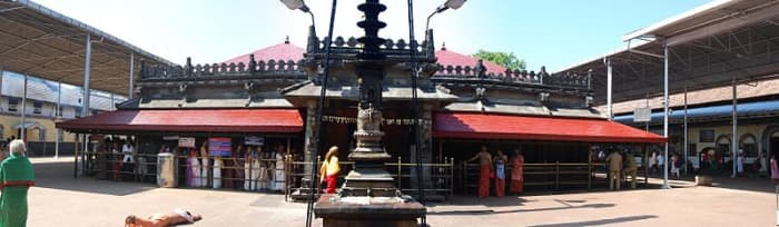 Shri Kollur Mookambika Temple, Karnataka