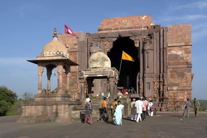 Bhojpur Temple