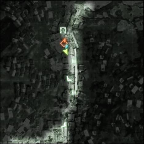 Map: Zero Dark Thirty M-COM 04.