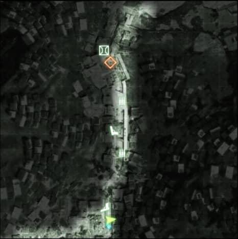 Map: Zero Dark Thirty M-COM 02.