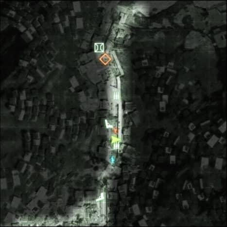 Map: Zero Dark Thirty M-COM 03.