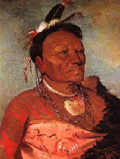 Wee-Ta-Ra-Sha-Ro, Head Chief of the Wichita.