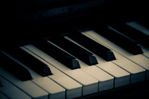 Pianos and other instruments