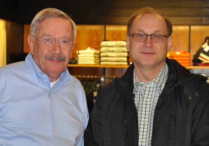 Karl Ostler and Gary Wachter
