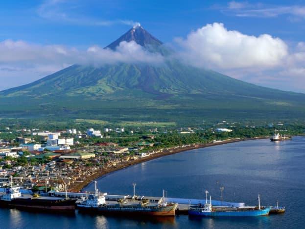 Mayon Volcano, Albay