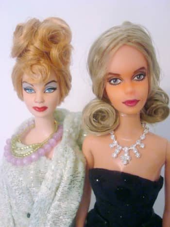 """Samantha & Endora """"Bewitched"""" by Laurie Everton"""