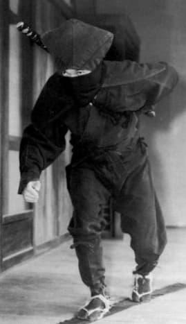 Traditional Ninja Costume