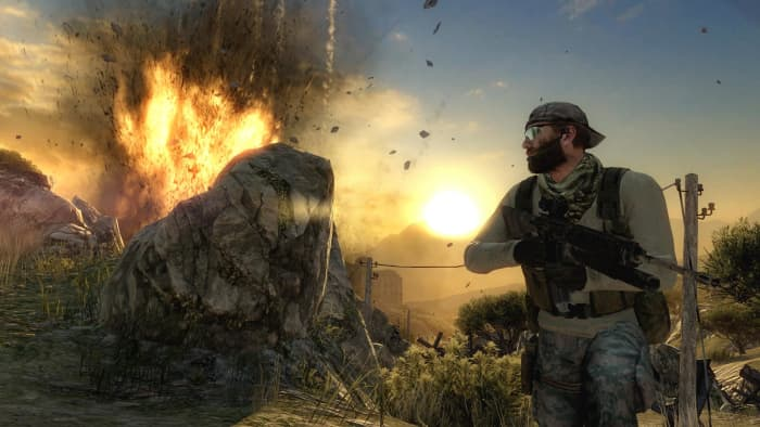 Medal of Honor (2010) Gameplay
