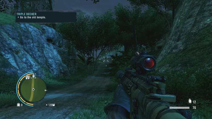 Archaeology 101 - Gameplay 01: Far Cry 3 Relic 28, Spider 28.
