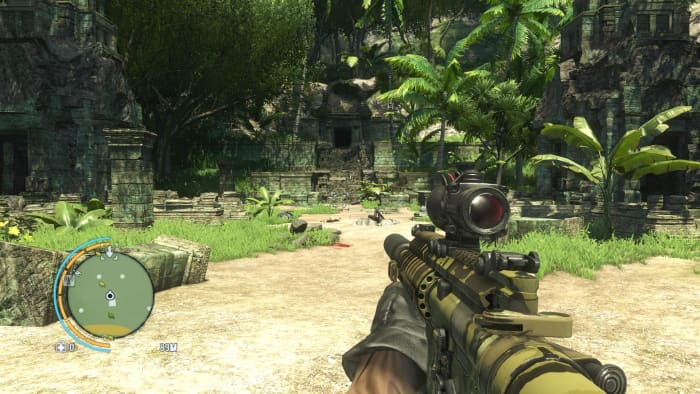 Archaeology 101 - Gameplay 01: Far Cry 3 Relic 26, Spider 26.