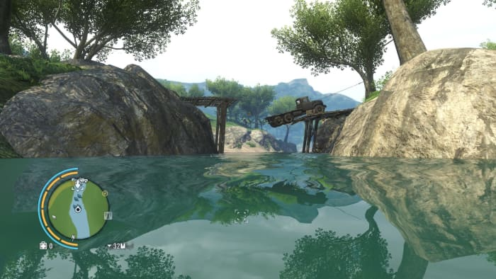 Archaeology 101 - Gameplay 01: Far Cry 3 Relic 37, Shark 7.