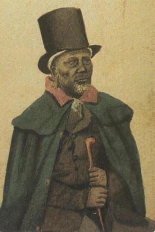 Moshoeshoe 1 (c. 1786 – March 11th, 1870)