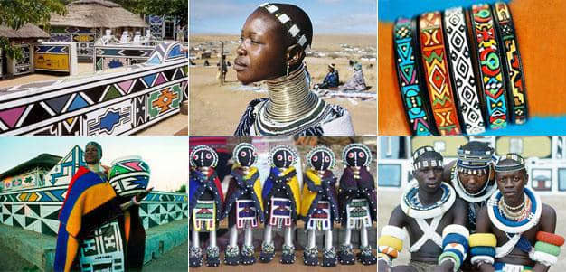 Ndebele, South Africa
