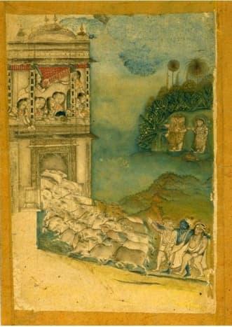 Godhuli, Mewar, ca. 1813