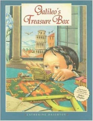 Galileo's Treasure Box by Catherine Brighton - Book images are from amazon.com.