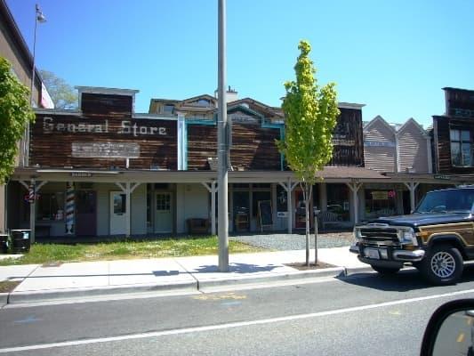 Old Milltown Shops