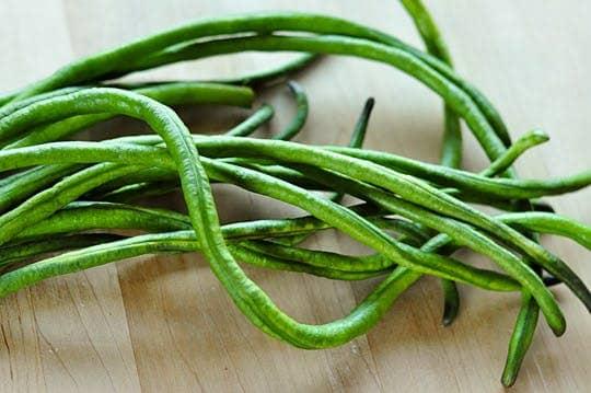 Long beans (sitaw)