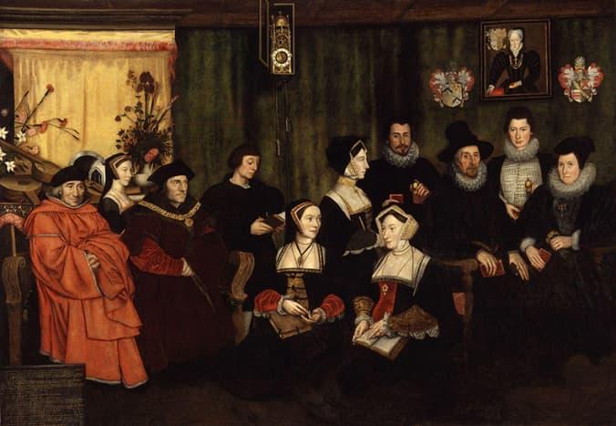 Sir Thomas More family