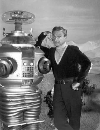 Dr. Smith and The Robot