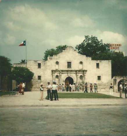 The Alamo 1977