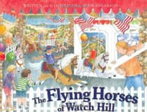 The Flying Horses of Watch Hill by Lynn Anderson