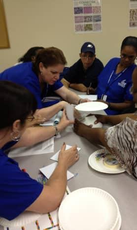 Collaborative efforts strengthen a team's success.