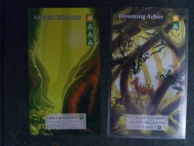 Vale's: Ancient Liferoots and Blooming Arbor
