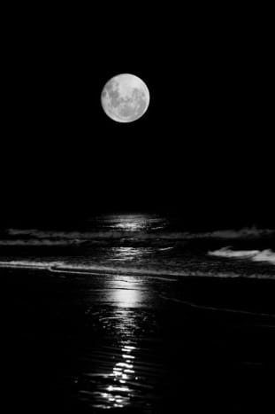 Most people don't realize the effect that the full moon has on the earth.