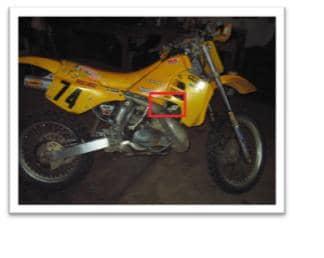 Figure 3 - A Standard Dirt Bike
