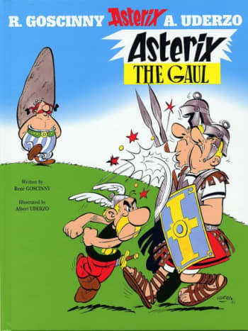 Getafix is kidnapped by Roman Centurion  ( Crismus Bonus) who dreams of overthrowing Cesar using the Gauls secret recipe. Our heroes to the rescue! The trio cook up a manic scheme to brew a potion under captivity and demand unseasonal ingredients!