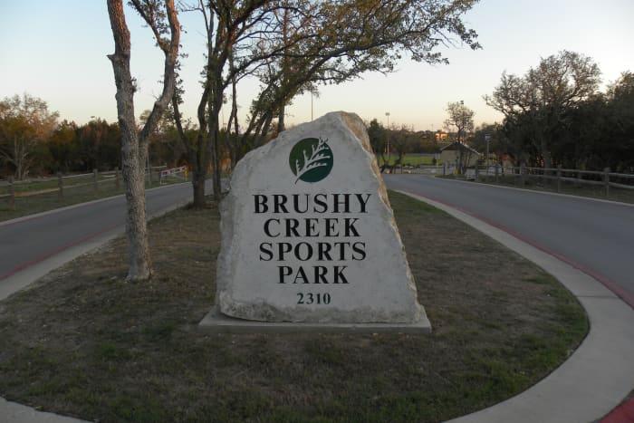 Brushy Creek Sports Park - Cedar Park TX