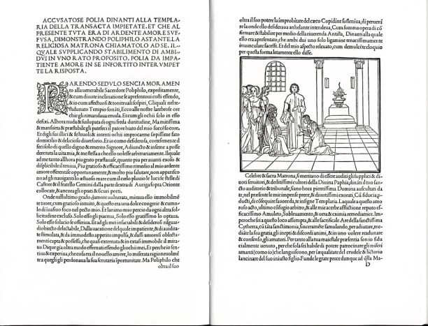 An 16th century Aldus Manutius publication- note the clarity of the typeface and the size of the book